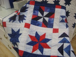 Quilt repair after